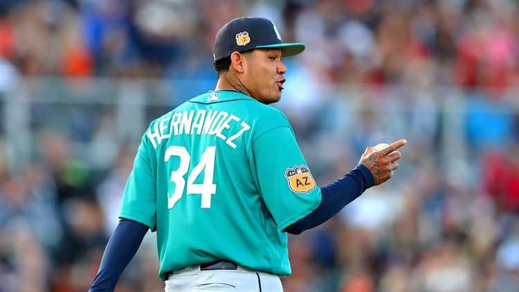 <p>While the two-time defending AL West champion Texas Rangers and the young Houston Astros might be more popular picks in the division, Seattle has the pitching to separate it from its rivals.</p> <div> 	 </div>