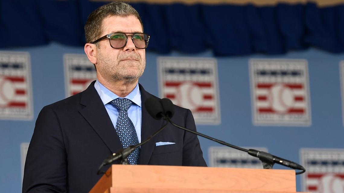 Seattle Mariners legend Edgar Martinez enters Baseball Hall of Fame