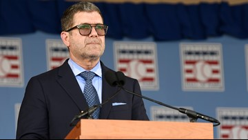 Seattle Mariners legend Edgar Martinez enters Baseball Hall of Fame