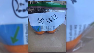 Tacoma high schooler's last day surprise from dad goes viral