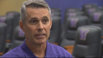 UW football coach Chris Petersen stepping down after six years