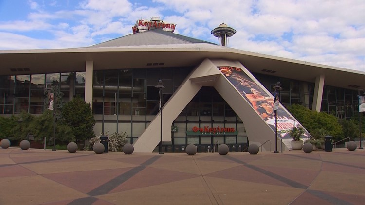 NBA returns to Seattle Friday for last event at KeyArena