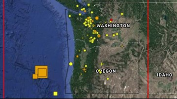 New earthquake research shows where 'Big One' could strike