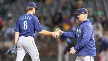 Mariners eliminated from AL West title contention