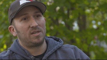 'I was blown away': Stepbrother of man who stole plane speaks out