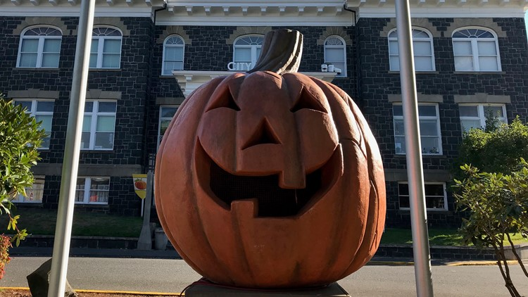 Halloweentown is real, and it's in the Pacific Northwest