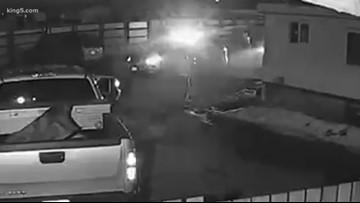 Washington deputy killed in shooting, 2nd officer flown to Seattle hospital