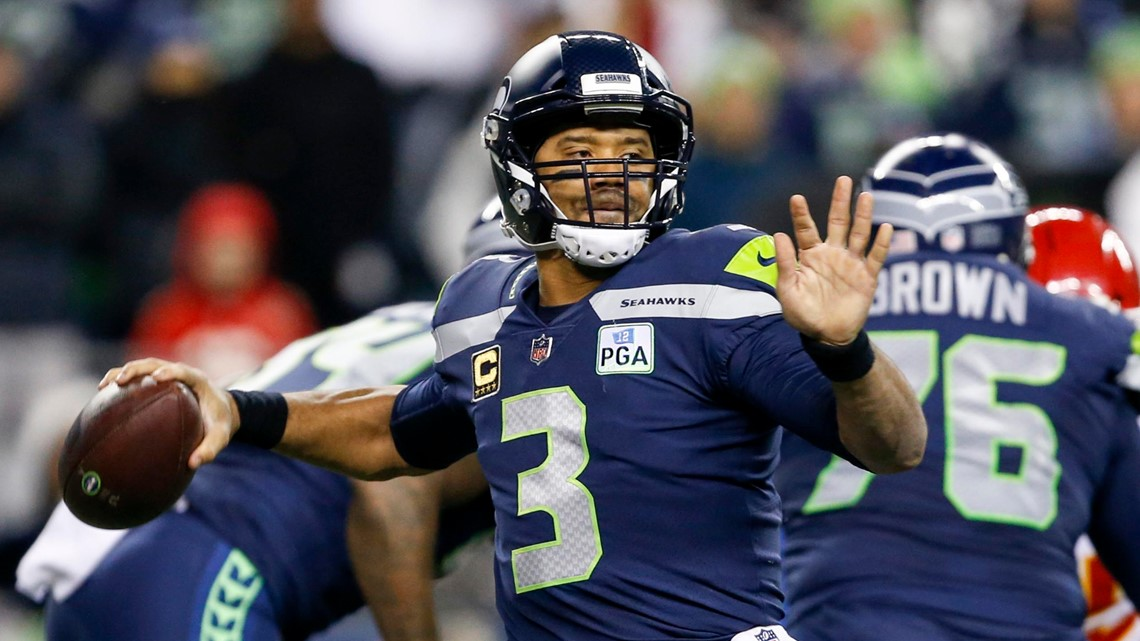 Russell Wilson named to 2019 Pro Bowl