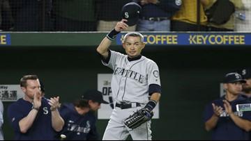 Ichiro Suzuki walks off into retirement before packed Tokyo Dome crowd