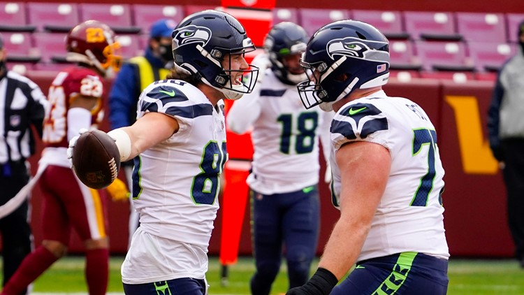 Seahawks can close out NFC West title with win over Rams