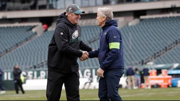 Watch Seahawks vs. Eagles in must-win playoff game on KGW