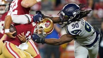 How to watch the Seahawks vs. 49ers primetime showdown on KGW tonight