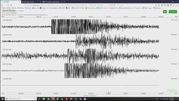 3.0 earthquake strikes in same area as last week's 4.6 quake in Washington