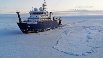 University of Washington study finds disturbing climate change evidence in Arctic Ocean
