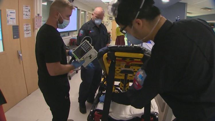 Washington hospitals experiencing 'extreme stress, capacity issues' due to delta variant