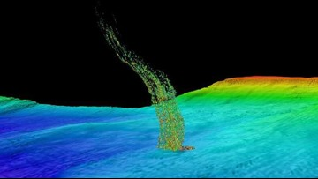 UW study on methane emissions offers clues to size of potential tsunami