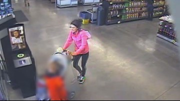 Police looking for woman after child found abandoned in Phoenix