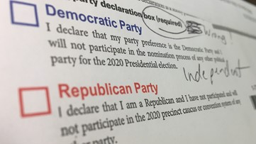 Over 36K Washington primary ballots rejected over failure to choose party