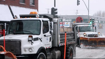Spokane completes full-city plow after record-breaking snowfall