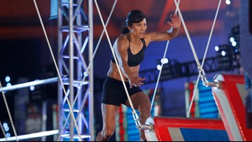 Washington woman becomes first mom to finish 'American Ninja Warrior' course