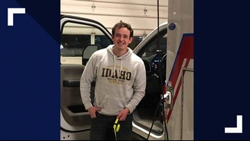 City of Moscow EMT found safe in Spokane