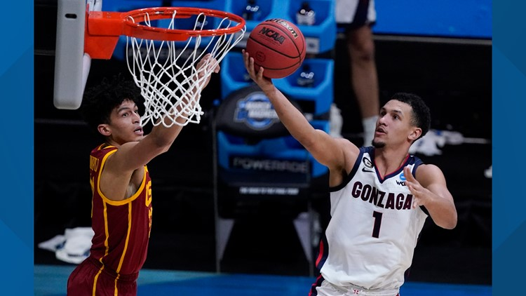 Gonzaga secures spot in Final Four with dominant 85-66 victory over USC