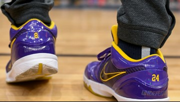 Nike.com sells out of Kobe Bryant products, ESPN reports