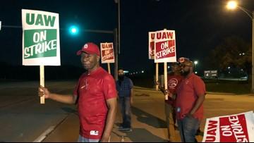 50K GM workers walk off job, begin strike