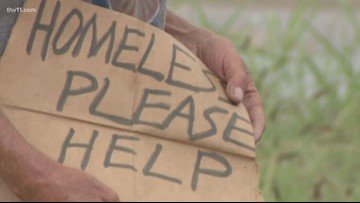 Little Rock, Arkansas approves program to pay homeless minimum wage to pick up litter