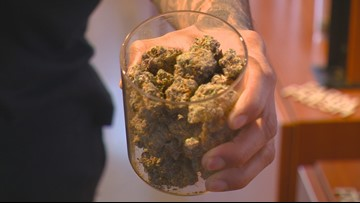 Report: Oregon's marijuana sales are 420% above the statewide average in counties along Idaho border