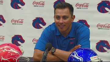 Boise State DC Andy Avalos leaving for Oregon