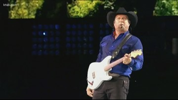 Garth Brooks adds second show at Boise's Albertsons Stadium