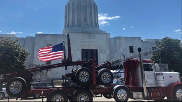 'It would be a death knell': Eastern Oregon truckers weigh in on cap and trade