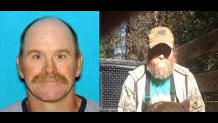 Andrew Dennis failed to return from a hunting trip in Baker County