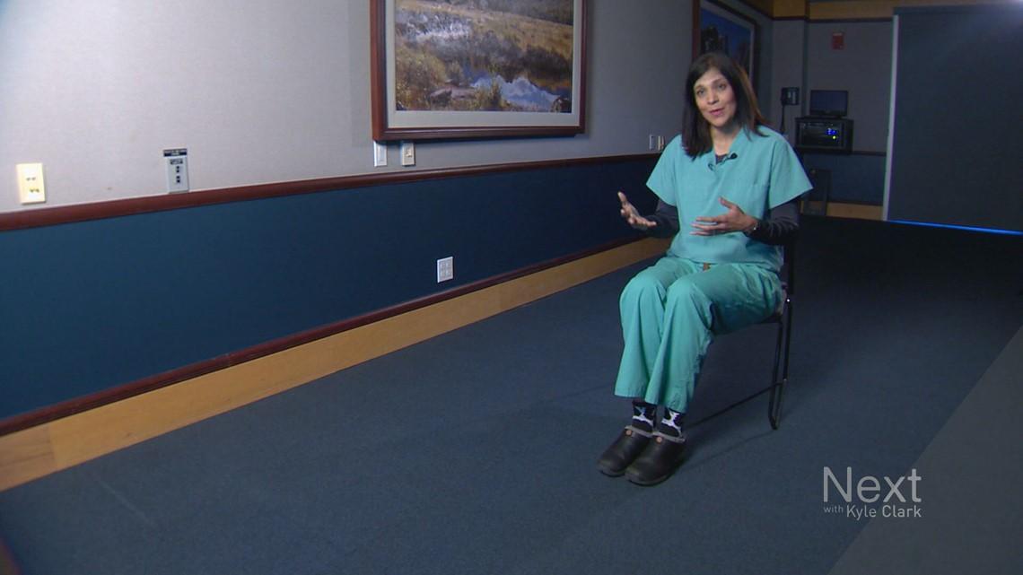 Denver ER doctor says United Airlines staff questioned credentials during medical emergency on plane
