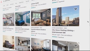 Airbnb settles discrimination suit brought by Oregon women