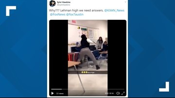 Texas teacher fired after video shows her allegedly fighting with student