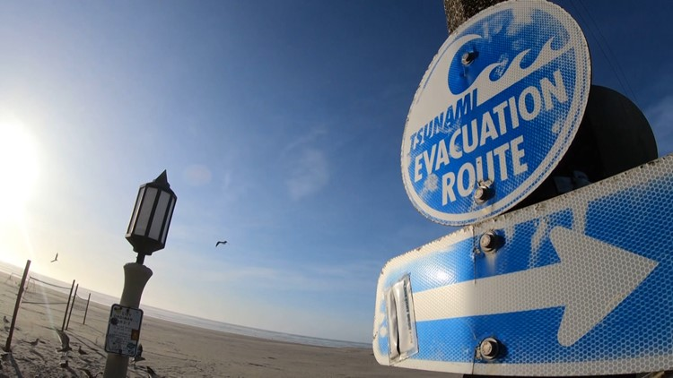How vulnerable is the West Coast to tsunamis?
