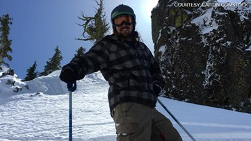 1 dead, 1 seriously injured after avalanche at Tahoe ski resort