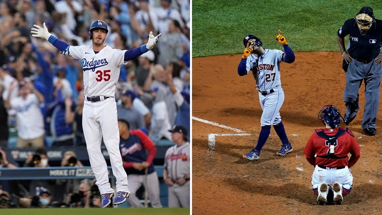 MLB Playoffs: Dodgers, Astros get critical wins Tuesday; preview of Wednesday's games