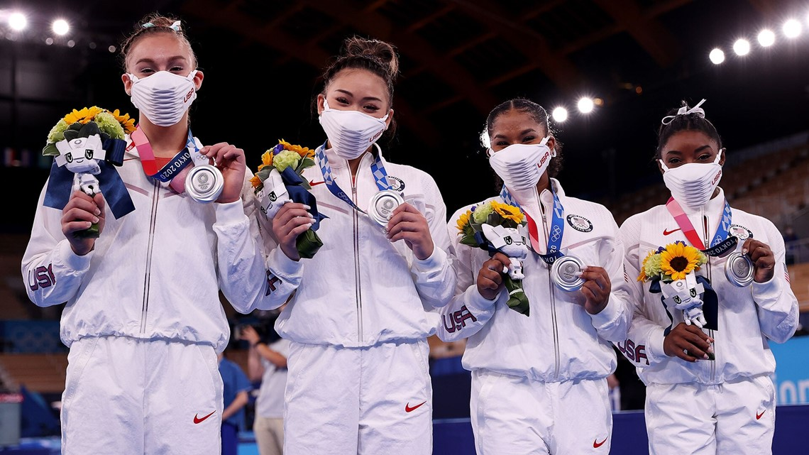 'The Fighting 4': Nickname for US women's gymnastics team revealed?