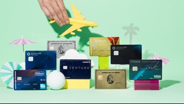 The best travel credit cards of 2019