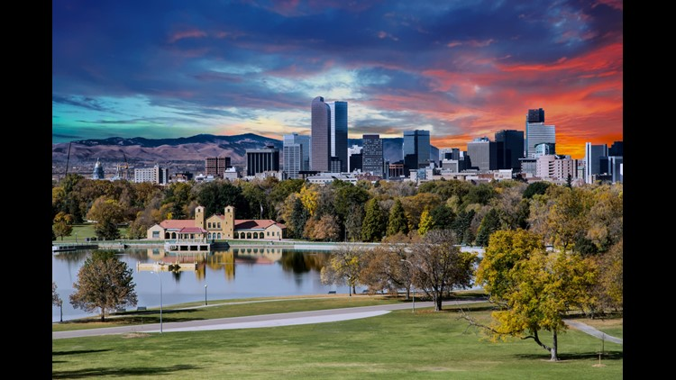 The Mile High City has tons of cheap Southwest fares to cities across the U.S. (Photo by Darryl Brooks/Shutterstock)