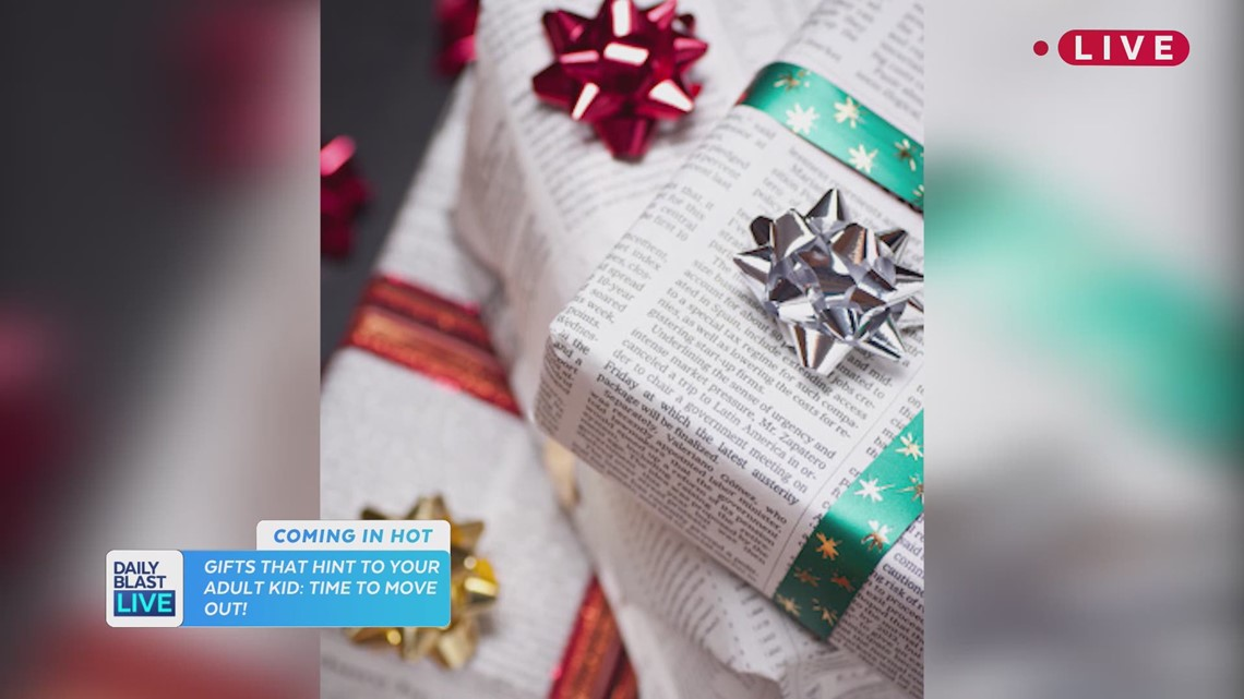 christmas gifts to help nudge adult children out of the house kgwcom