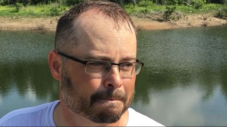 Lonnie Crim, who rescued a toddler from a sinking SUV.