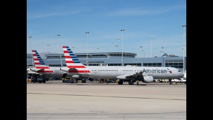 <p>The airport said in a statement that the plane is currently out of service for a mechanical issue, and that the plane deplaned normally.</p>