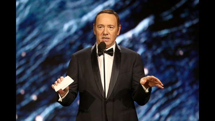 Netflix's announcement comes after actor Anthony Rappsaid Kevin Spacey sexually assaulted him at a party in 1986.