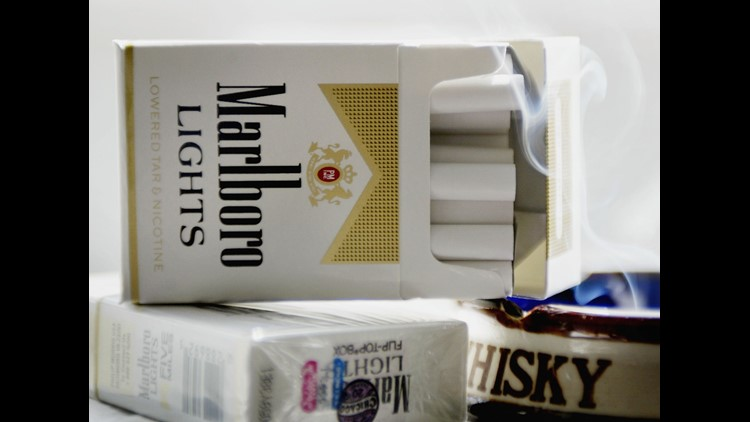 Philip Morris International hopes to replace traditional cigarettes with e-cigarettes and heated tobacco products.