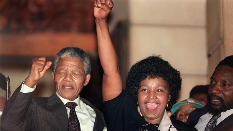 South African anti-apartheid activist Winnie Mandela dies at 81