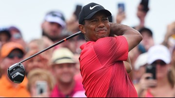 Tiger Tracker: Woods finishes Players Championship at -11